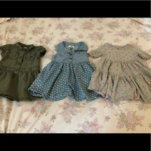 3T girl's dress lot